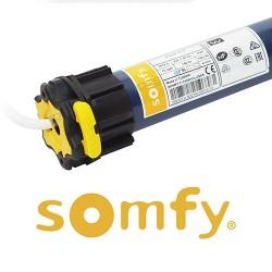 napędy Somfy z detekcją przeszkód Ø60 Oximo